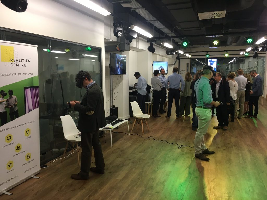 5G Innovation in London's Silicon Roundabout