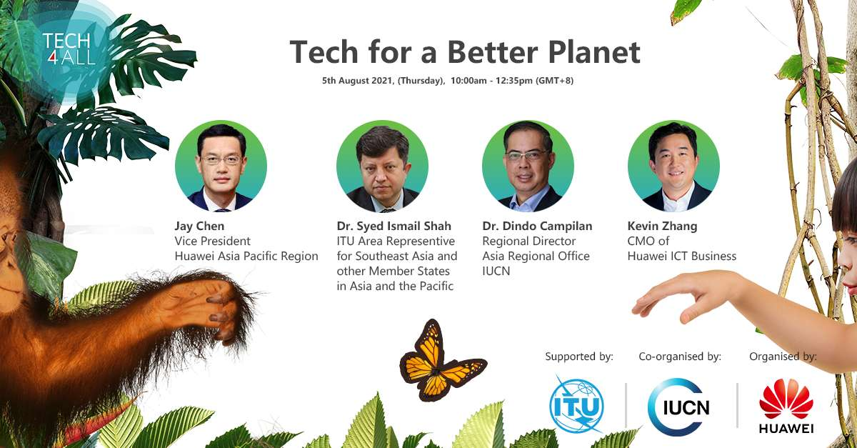 How Technology Empowers a Green Society